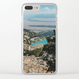 Delta Lake Clear iPhone Case