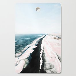 Pink Sand #society6 #decor #buyart Cutting Board