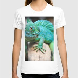 Gecko Reptile Photography T-shirt