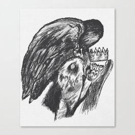 King of the Apes Canvas Print