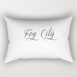 Fog City Rectangular Pillow