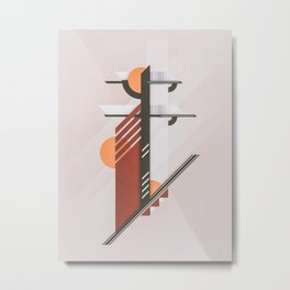 minny Metal Print
