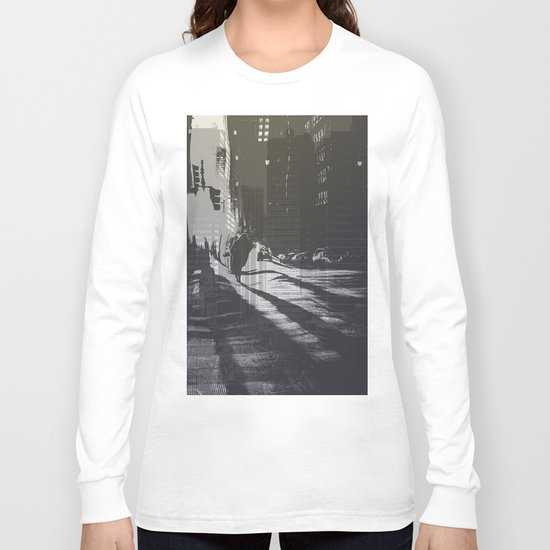 City collage Long Sleeve T-shirt