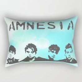 Amnesia Rectangular Pillow