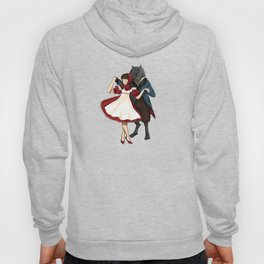 A Dangerous Dance, Red Hood And The Wolf Hoody