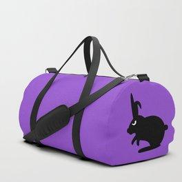 Angry Animals: Bunny Duffle Bag