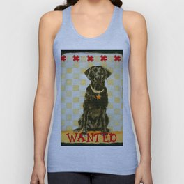 Wanted Unisex Tank Top