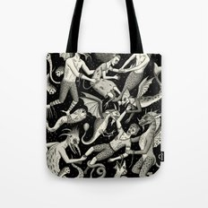 Ravished Tote Bag