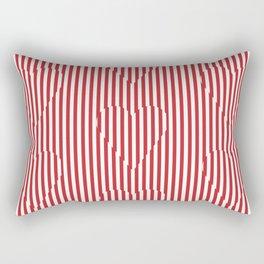 Always love! Rectangular Pillow