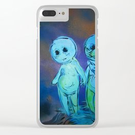 lil sprites Clear iPhone Case