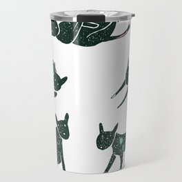 Cat Poses Travel Mug