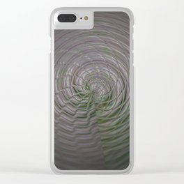 Pop up I Clear iPhone Case