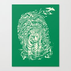 wildprint Canvas Print