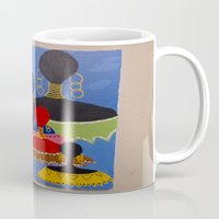 soul Mugs featuring Soul by tmens
