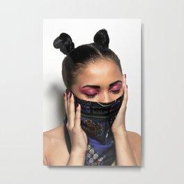 Trine Incognito Metal Print