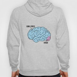 If I had a brain Hoody
