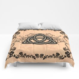 The celtic knot Comforters