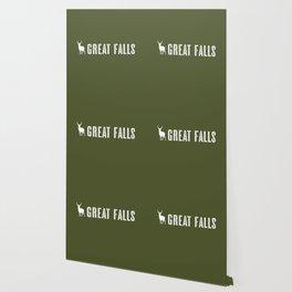 Deer: Great Falls, Montana Wallpaper