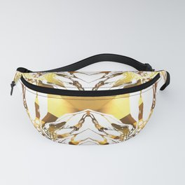 Abstract Mirror life_16 Fanny Pack