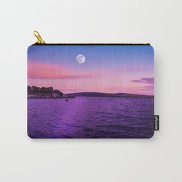 full moon over Scotland Carry-All Pouch