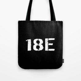 18E Special Forces Communications Tote Bag