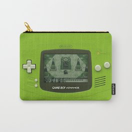Gameboy Zelda Link Carry-All Pouch