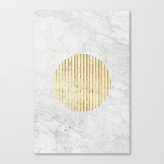 gOld sun Canvas Print
