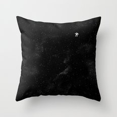 Gravity Throw Pillow