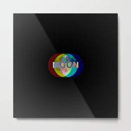 MCCN Metal Print