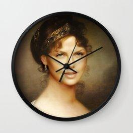 Beauty on Beauty Wall Clock