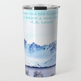 Never Too Old Travel Mug