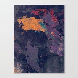 sleeping through the epilogue Canvas Print