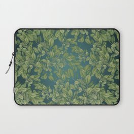 Verdant Leaves Laptop Sleeve