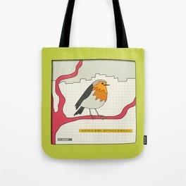 European Robin Tote Bag