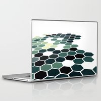 california Laptop & iPad Skins featuring California by Bakmann Art