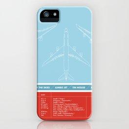 America aviation iPhone Case