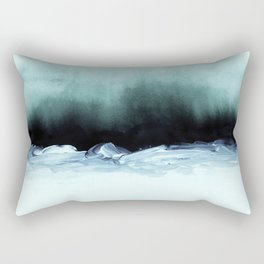 nordic shores 1 Rectangular Pillow