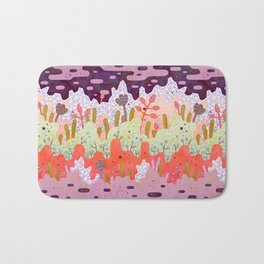 Crystal Forest Bath Mat