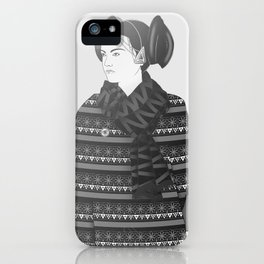 The Most Stylish Couple in Galactic 2 iPhone Case