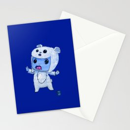 Moonkhin Iridum Snow Stationery Cards