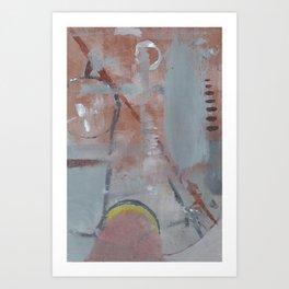 2017 Composition No. 31 Art Print