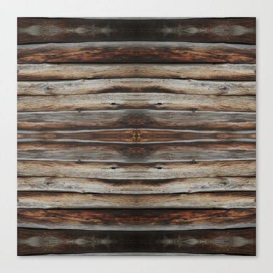 wood 2 Canvas Print
