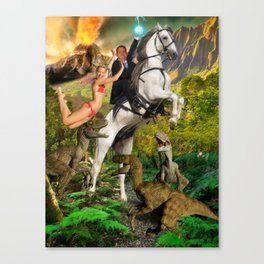The Age of the Modern Wittler Canvas Print