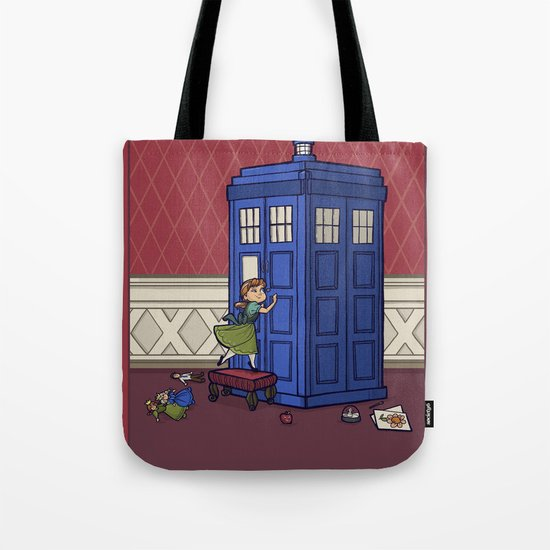 Who wants to Build a Snowman? Tote Bag