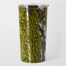 Lichen Madness - Crater Lake National Park Travel Mug
