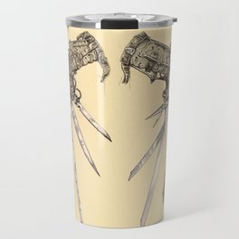 Scissorhands(Antique) Travel Mug