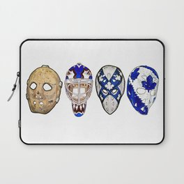 Historic Toronto Masks Laptop Sleeve