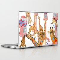 gumball Laptop & iPad Skins featuring Gumball Acacias by sarahklinger