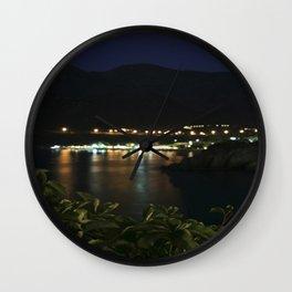 Crete, Greece 11 Wall Clock