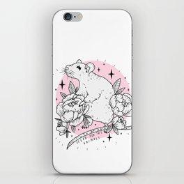 Vegan For The Animals iPhone Skin